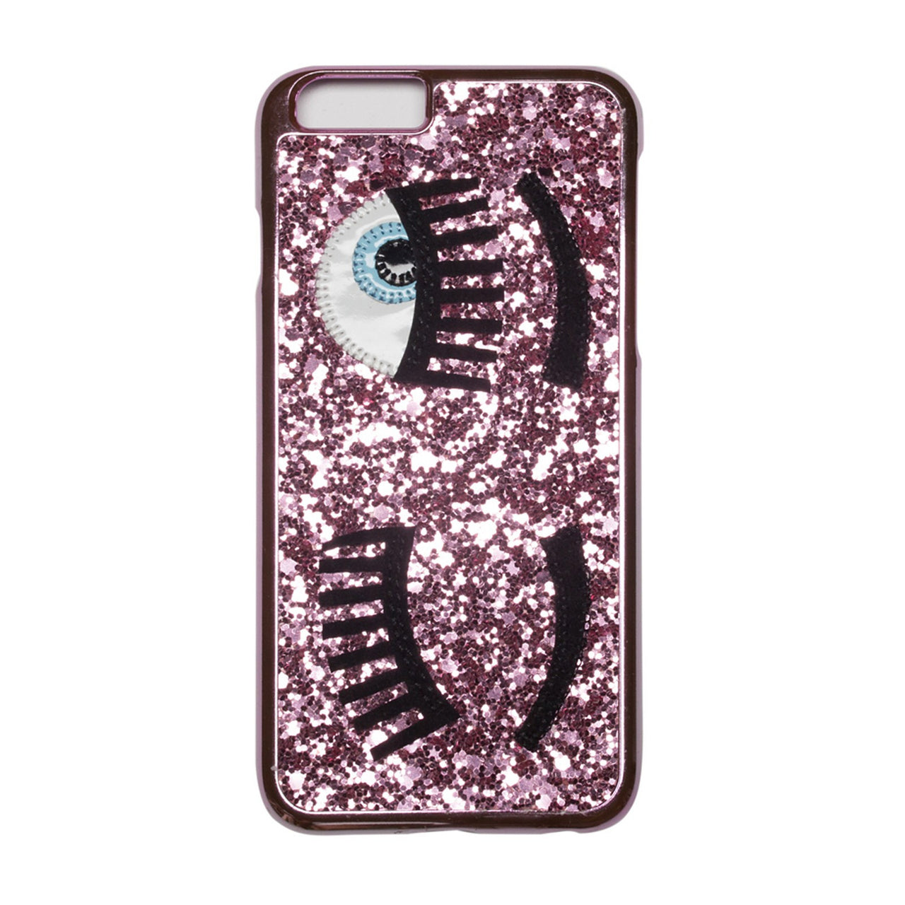 Chiara Ferragni 'Flirting' iPhone Case - Pink