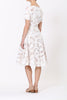 Emma Dress- White