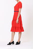 Jemma Dress- Red