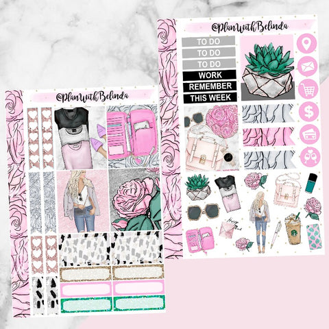 Spring Daze Sticker Kit