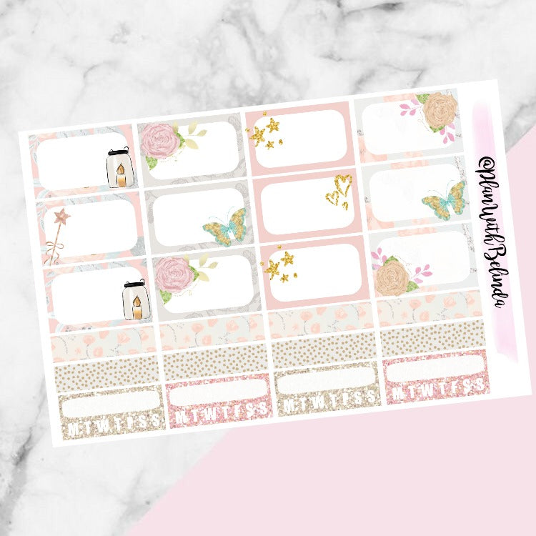 Pixie Dust Sticker Kit