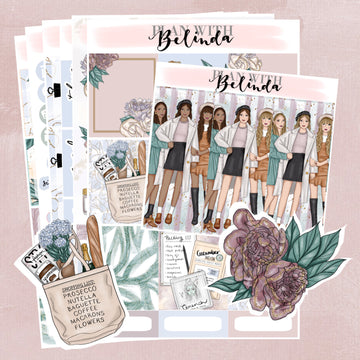 GIRLS NIGHT IN - STICKER KIT BUNDLE