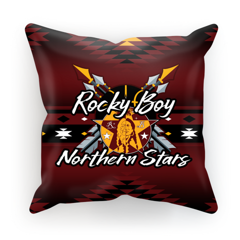 Rocky Boy Stars Battle Shirt New 2 Sublimation Cushion Cover