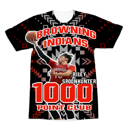 Riley Spoonhunter 1000 PT Club Premium Sublimation Adult T-Shirt