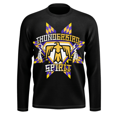 Hays-Lodgepole Thunderbird Long Sleeve Tee