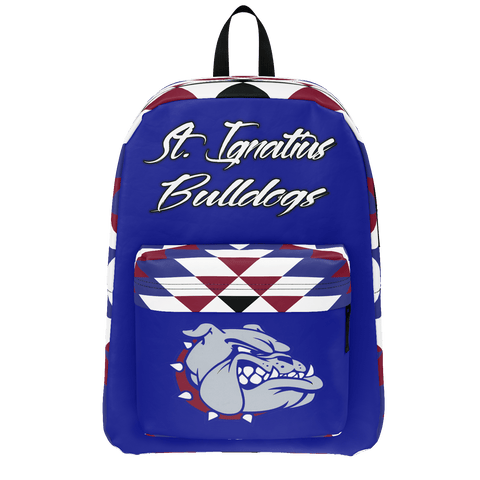 St. Ignatius Bulldogs Backpack 2