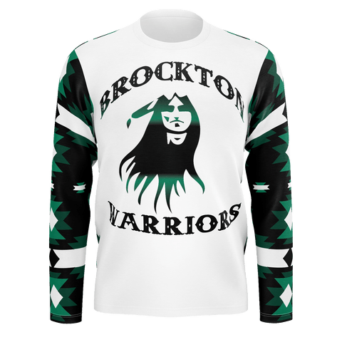 Brockton Warriors Long Sleeve