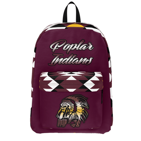 Poplar Indians Backpack