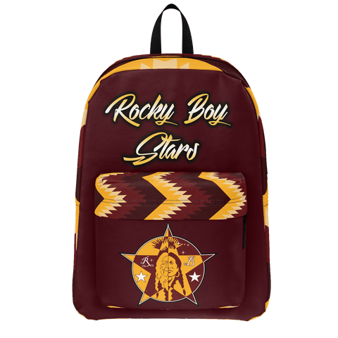Rocky Boy Stars Backpack