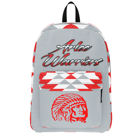 Arlee Warriors Backpack (Gray)