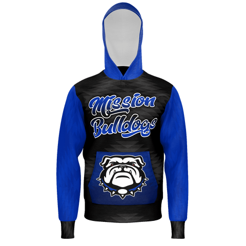 Mission Bulldogs Hooded Sweater
