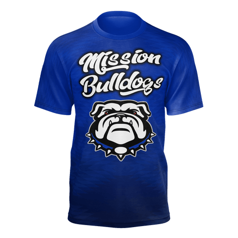 Mission Bulldogs Tee 2