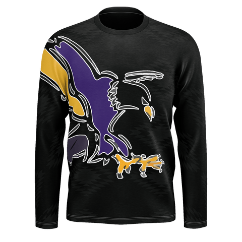 New Town Eagles Long Sleeve