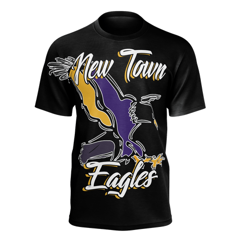 New Town Eagles Tee 3