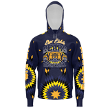 Box Elder Bears Basketball Hoodie Caleb Rosette (Personalized)