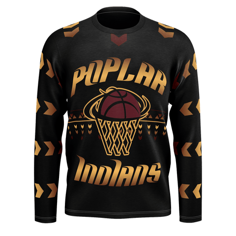 Poplar Indians Long Sleeve