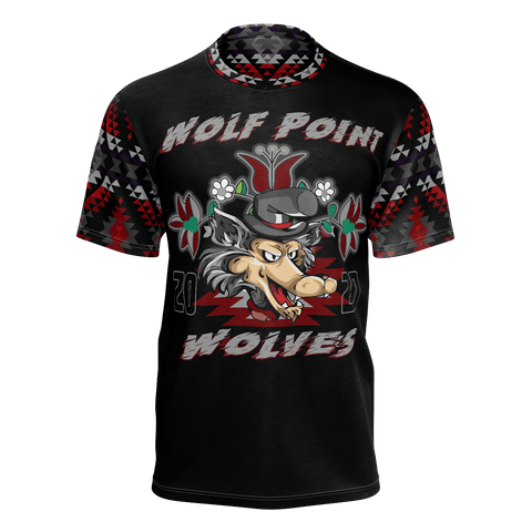Wolf Point Wolves Tee 2020