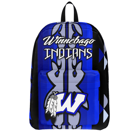 Winnebago Indians Backpack 2