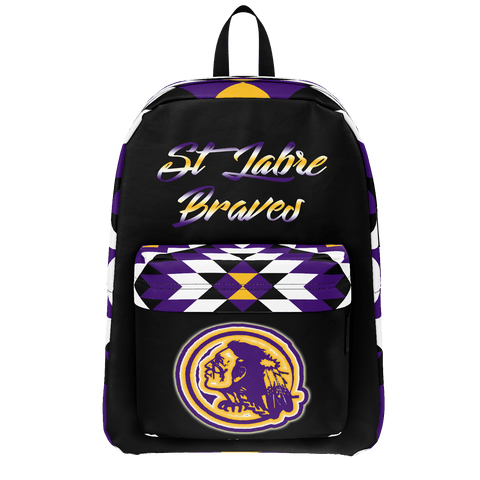 St. Labre Braves Backpack