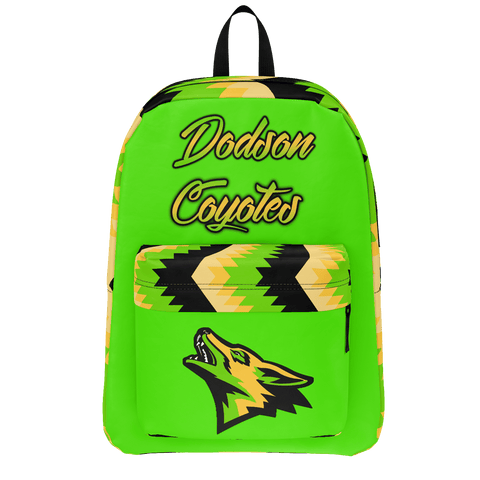 Dodson Coyotes Backpack