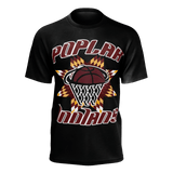Poplar Indians Tee New