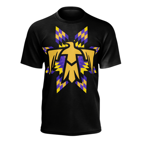 Hays-Lodgepole Star & T-Bird Tee