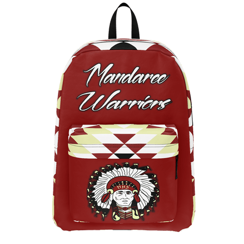 Mandaree Warriors Backpack