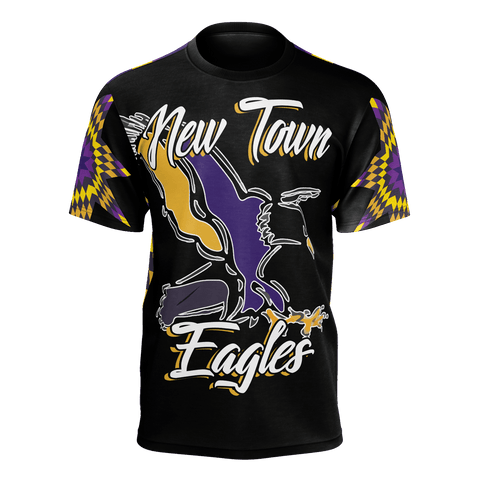 New Town Eagles Tee 2