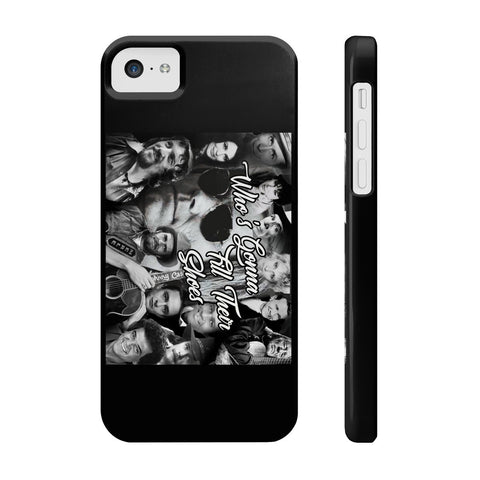 George Jones Merle Haggard & Others Who's Gonna Fill Their Shoes Slim Iphone 5C