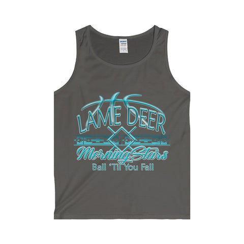 Lame Deer Morning Stars Adult Tank Top