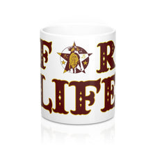 Rocky Boy Stars For Life Mug 11oz