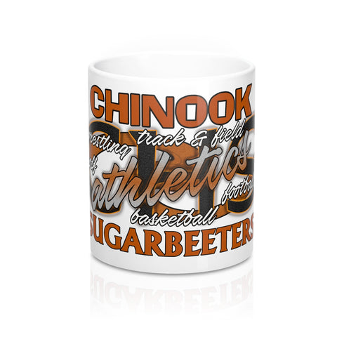 Chinook Sugarbeeters Mug 11oz