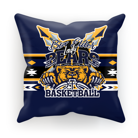 Box Elder Bears Battle Shirt Sublimation Cushion Cover