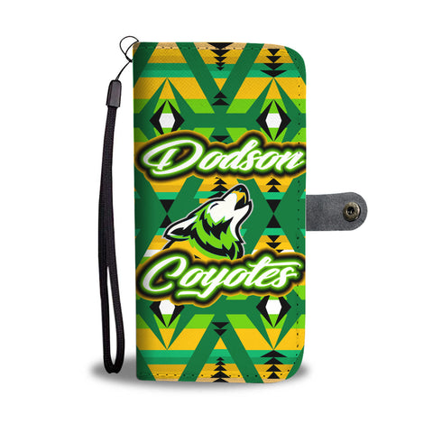 Dodson Coyotes Wallet & Phone Case