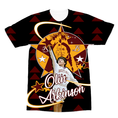 Olin Arkinson Premium Sublimation Adult T-Shirt
