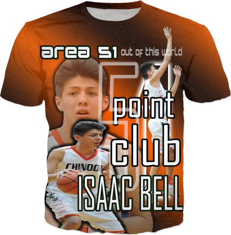 Isaac Bell 51 Point Club