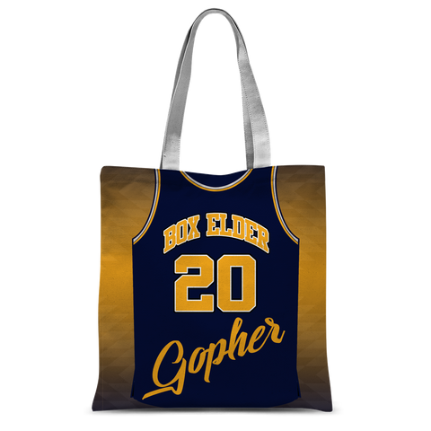 subblanket Classic Sublimation Tote Bag