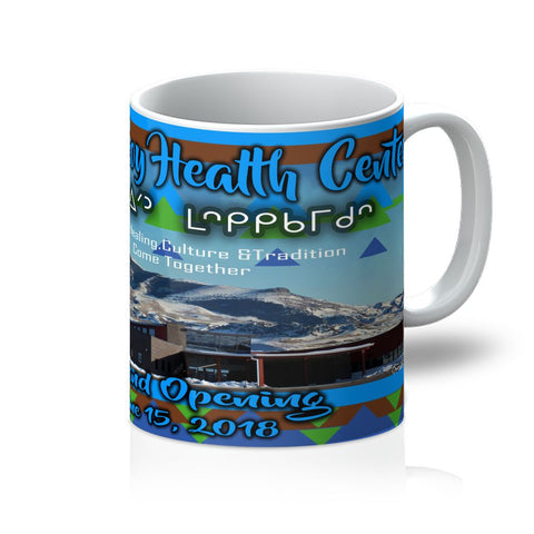 Rocky Boy Health Board Commemorative Mug