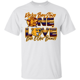 A5 - Rocky Boy/Box Elder One Love Gildan Ultra Cotton T-Shirt