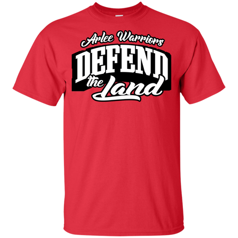 Arlee Defend the Land Gildan Youth Ultra Cotton T-Shirt