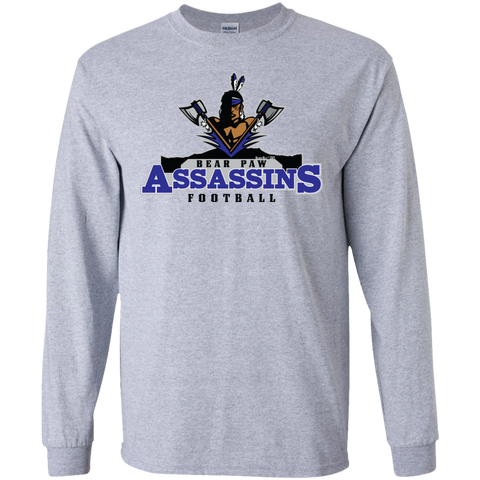 Bear Paw Assassins Gildan LS Ultra Cotton T-Shirt