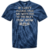 Pow-Wow 100% Cotton Tie Dye T-Shirt