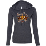 Rocky Boy Stars Anvil Ladies' LS T-Shirt Hoodie