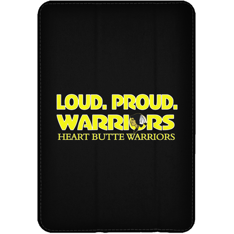 Heart Butte Loud and Proud iPad Mini Flip Case