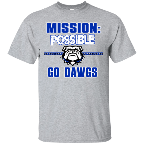 Mission Bulldogs Gildan Ultra Cotton T-Shirt