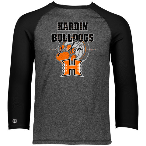 Hardin Bulldogs Mom Typhoon T-Shirt