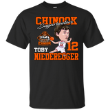Chinook Sugarbeeters Toby Niederegger Gildan Ultra Cotton T-Shirt