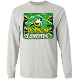 Dodson Coyotes Gildan Youth LS T-Shirt