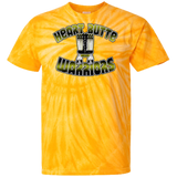 Heart Butte Warriors 100% Cotton Tie Dye T-Shirt