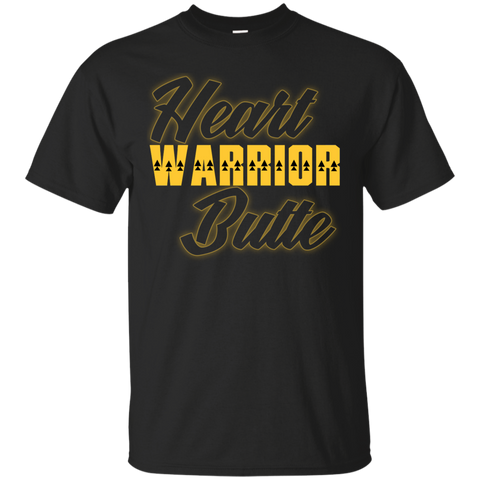 Heart Butte Warrior Up Gildan Ultra Cotton T-Shirt